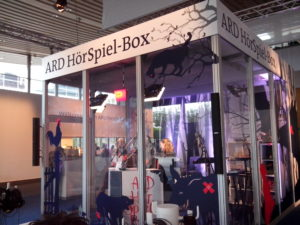 Die ARD-Hörspiel-Box mit einem Märchenprojekt.