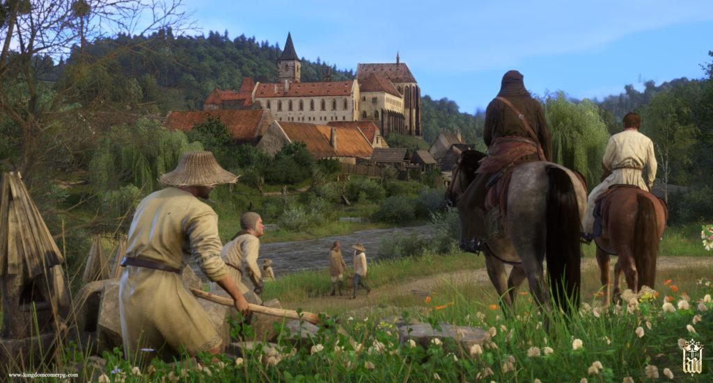 Screenshot Kingdom Come Deliverance