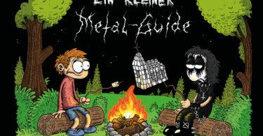 Cover Ein Kleiner Metal Guide Peipmatz Verlag Nürnberg