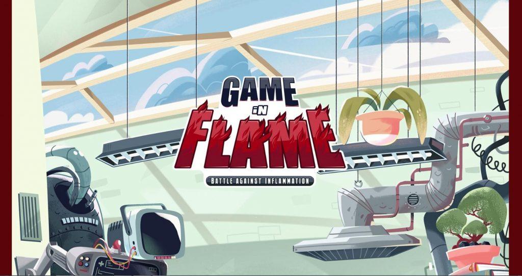 Screenshot Game in Flame