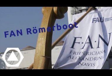 Römerboot, Video, Jungfernfahrt, Schiffstaufe