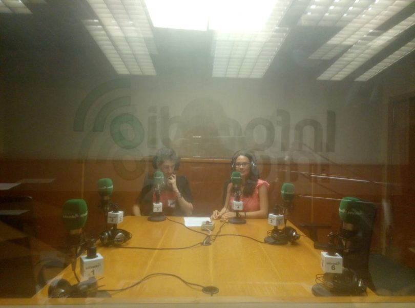 Spanien, Madrid, Complutense, Radio, Uniradio
