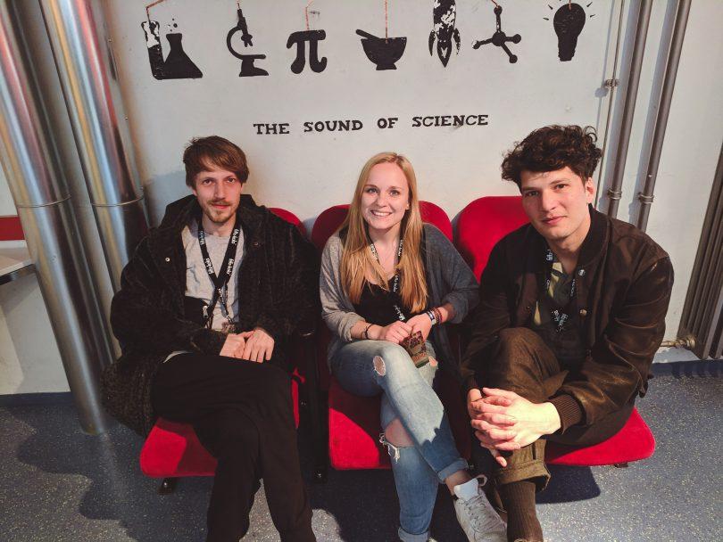 Neufundland, Unter einem Dacht Festival, E-Werk, Band, Musik, funklust, Musik, Tour