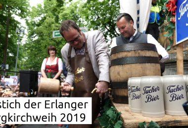 Berch, Berganstich, Erlangen, Bergkirchweih 2019, funklust