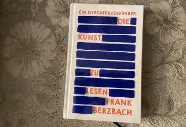"""Das Buch """"Die Kunst zu lesen"""""""
